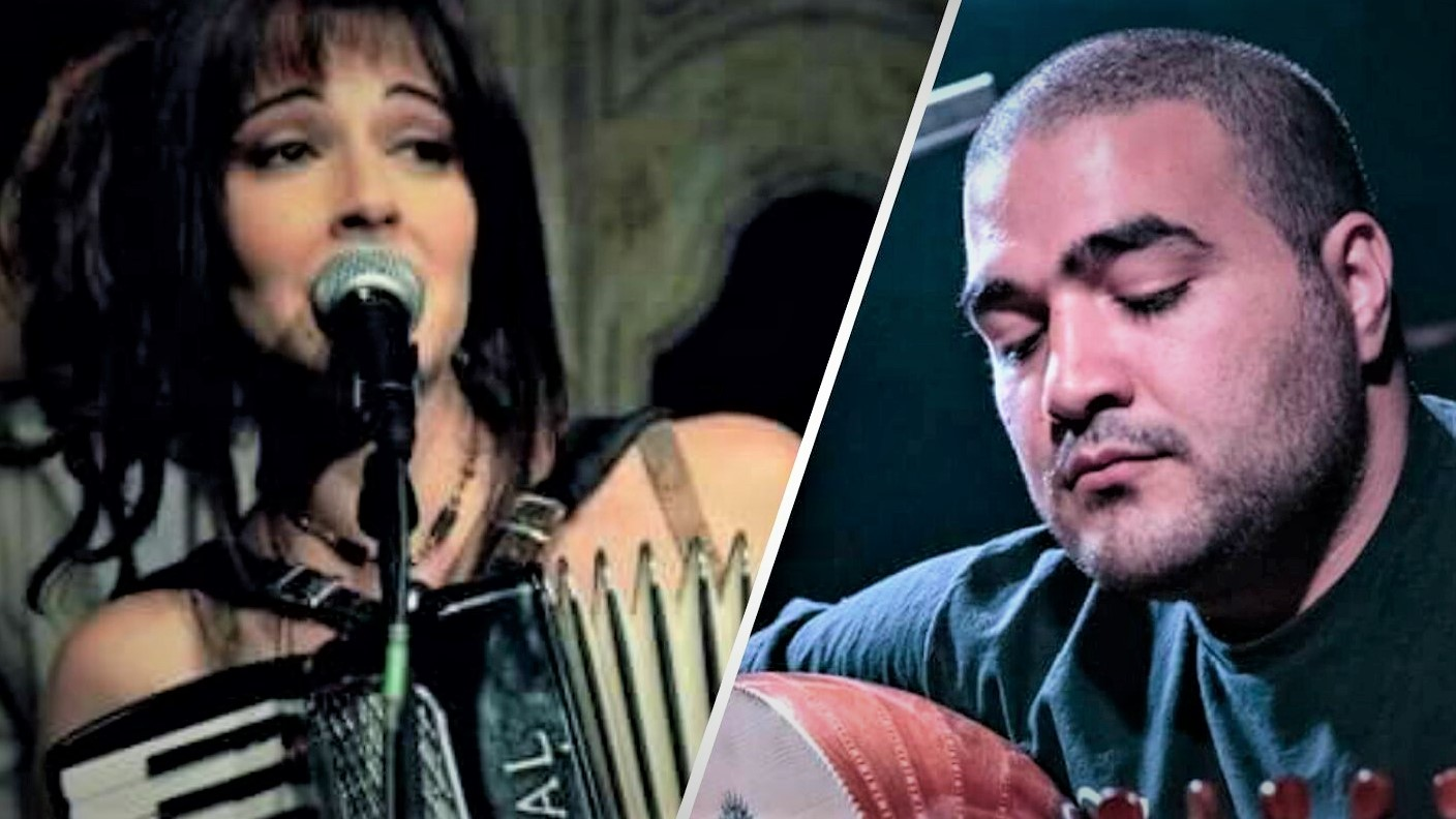 Oud & Accordion With Electronic Live Music