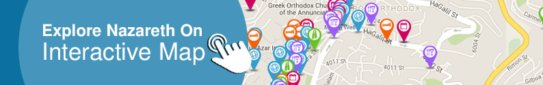 Explore Nazareth On The Map