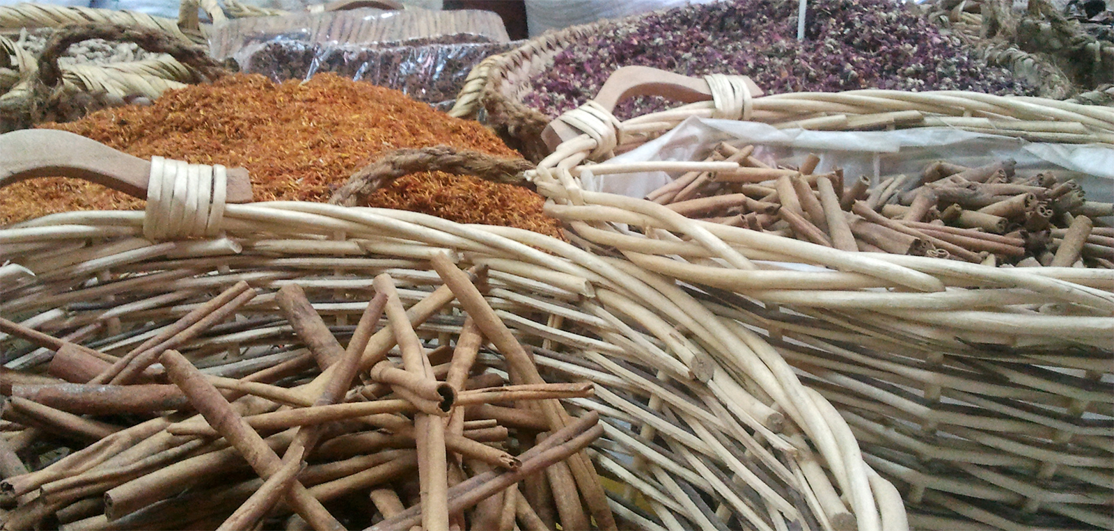 Elbabour Spice shop Nazareth