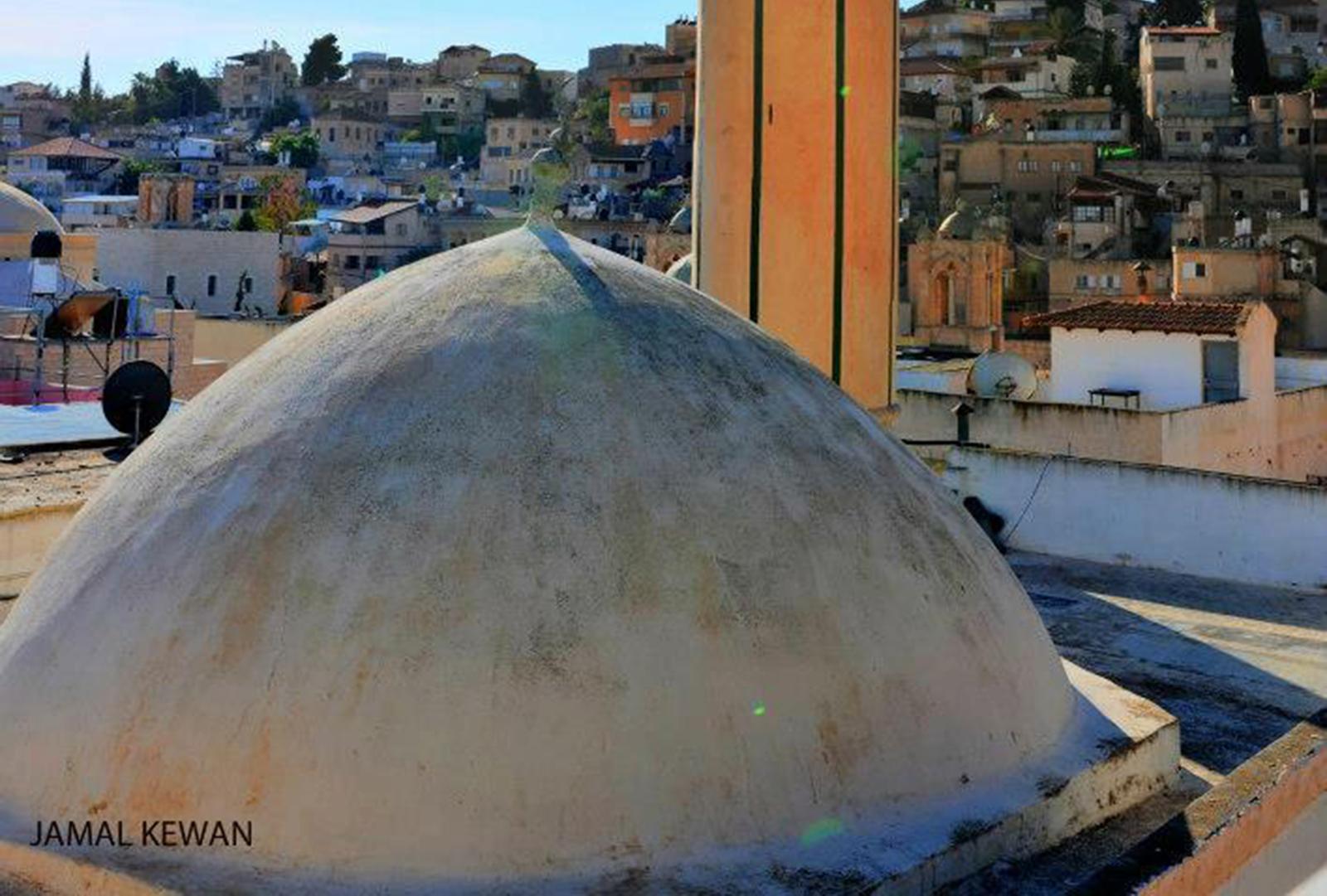 The White Mosque Nazareth