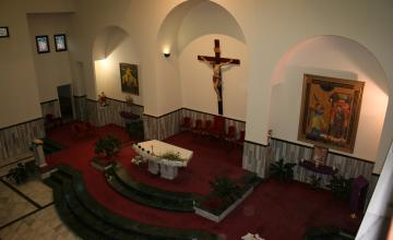 The New Maronite Church Nazareth