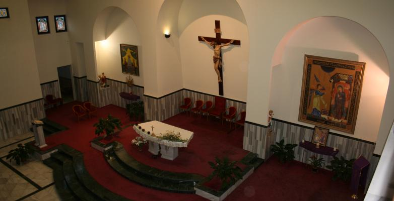The New Maronite Church Nazareth