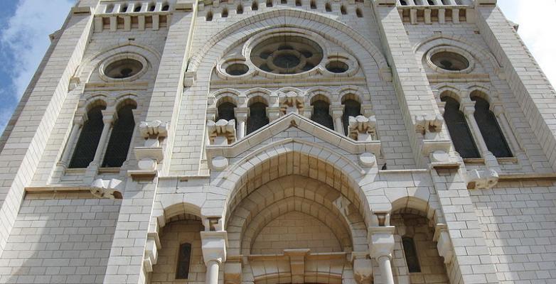 Salesian Church of Jesus the Adolescent  Nazareth