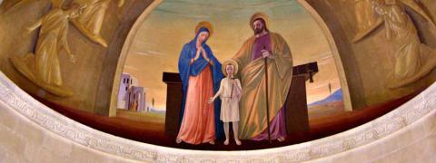 Saint Joseph's Church Nazareth